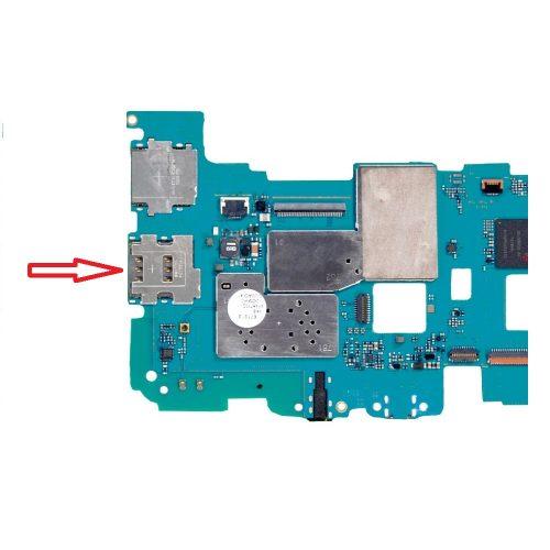 Thay ổ sim Samsung Tab E 9.6 T561