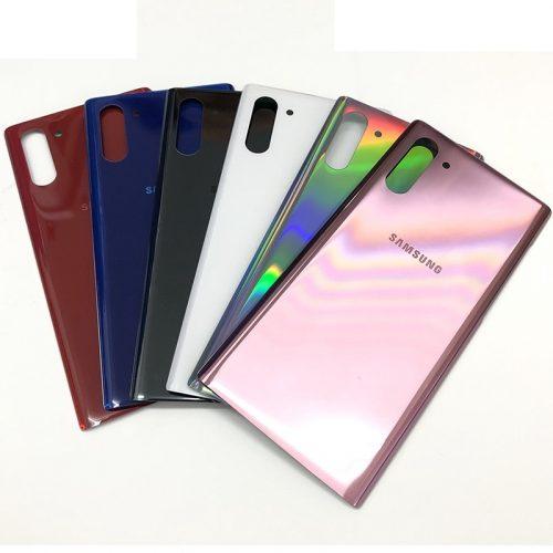Thay mặt kính sau Samsung Note 10