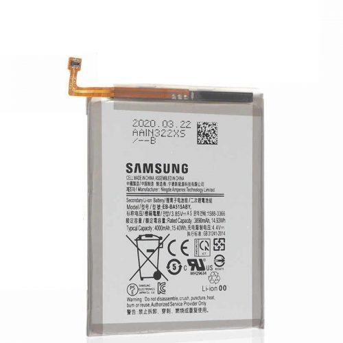 Thay pin Samsung A51